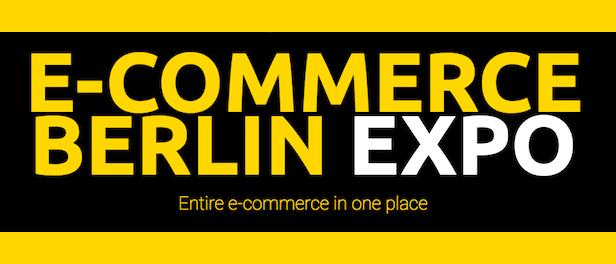 Logo von der eCommerce Berlin Expo