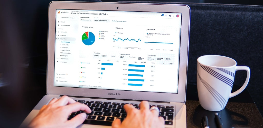 KPIs werden ausgewertet